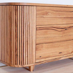 Gatsby Wood Buffet Unit Storage