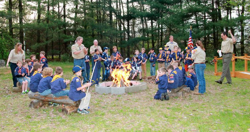 First Pack Meeting of the 2017 Year – Outdoor Fun, New & Returning Member Registration