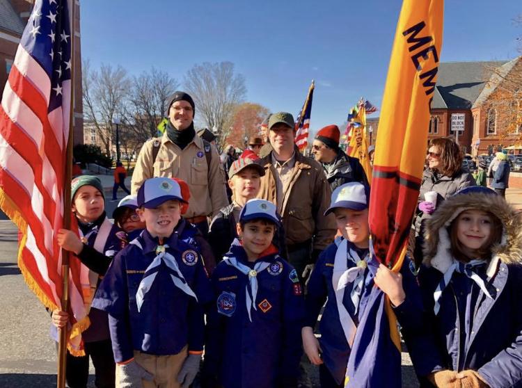2018 Natick Veteran's Day Parade