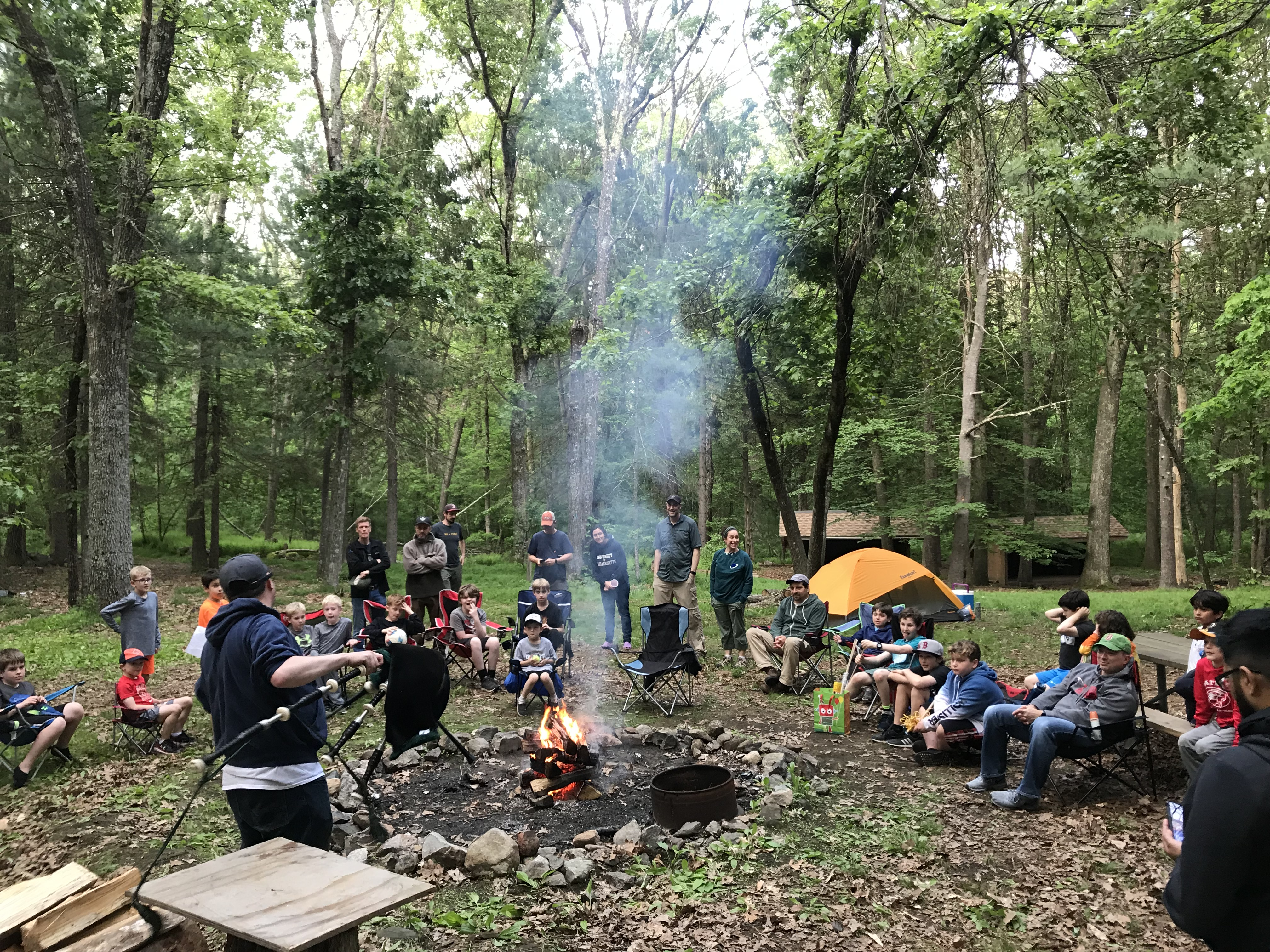 2019 Spring Nobscot Pack Campout