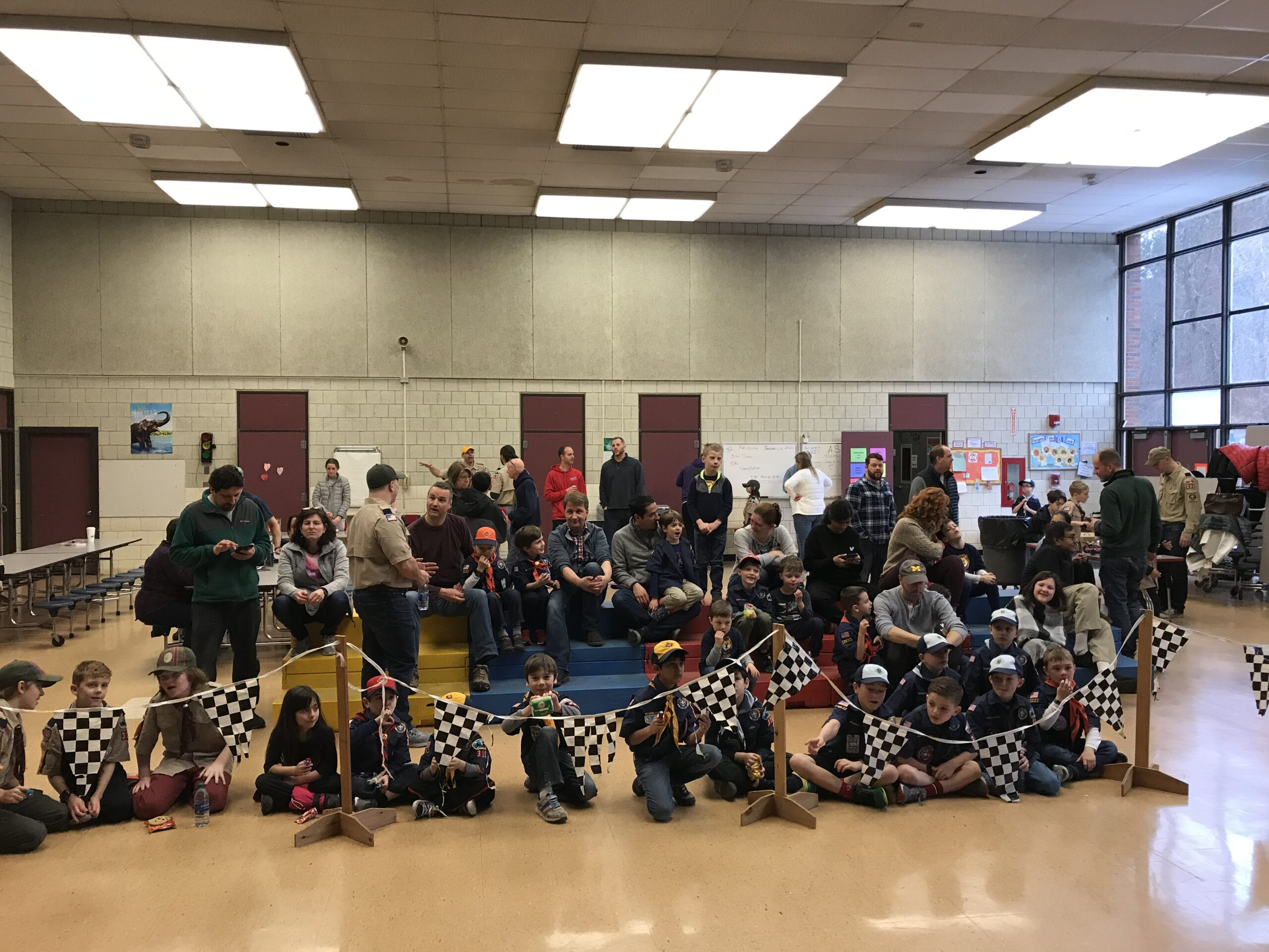 2020 Pack 310 Pinewood Derby