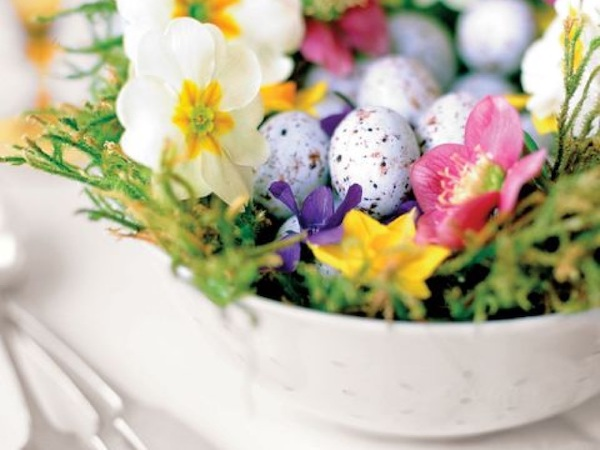 9 Fun Ways to Incorporate Flowers into Your Easter Decor