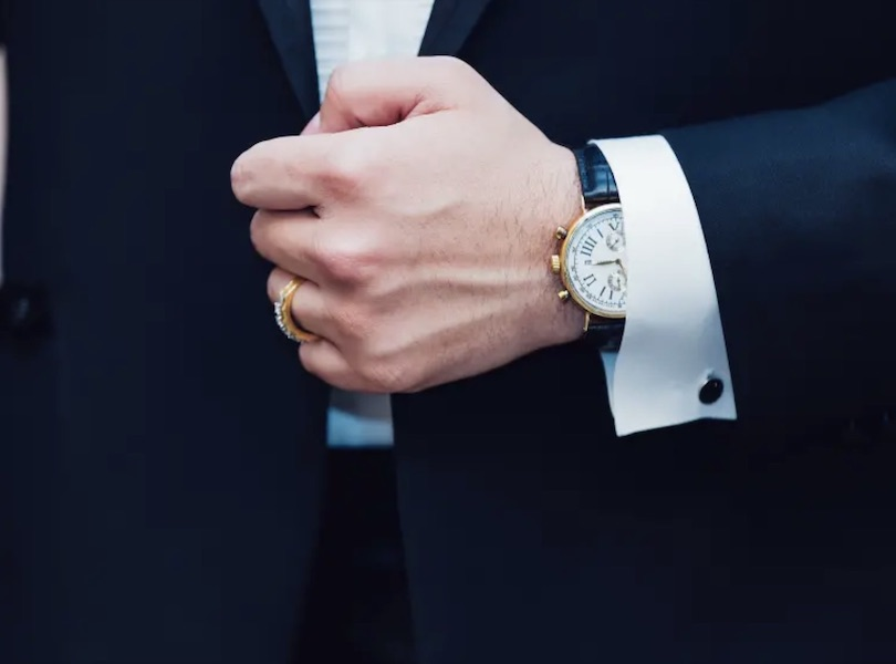 How Should Men Dress for a Black Tie Wedding?