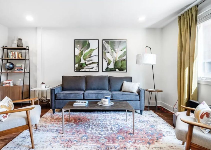 The best Airbnbs in Philadelphia, from a Wintercourt studio to a Scandinavian tiny home