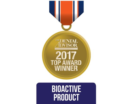 Top Bioactive Product Award 2017