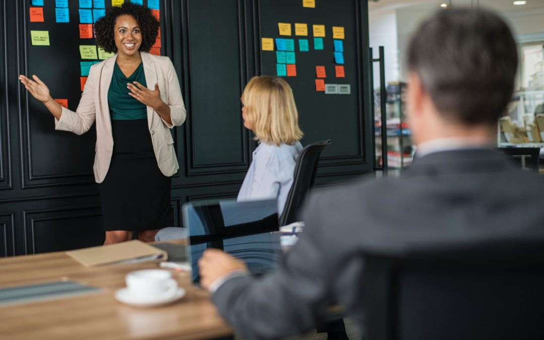 The Perfect Pitch: 5 Musts Entrepreneurs Need to Show Potential Investors