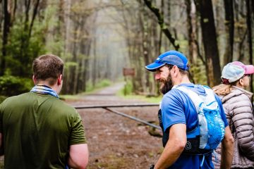 {ProjectUSE} at {Appalachian Trail}, {Columbia}, {NJ} May 4 {iptcyear}.  Photo Credit {Brian Bolante}
