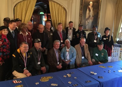 Vietnam Veterans at Dawes House