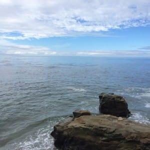 santa cruz west cliff