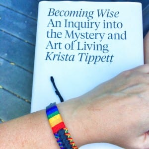book lisbeth wrist rainbow bracelet