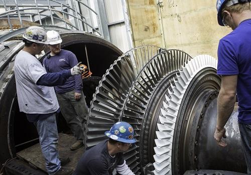 Rotor Work