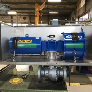 Automated Valve Packages - Fluid Power