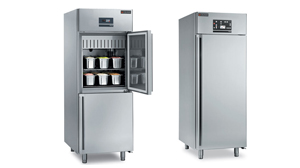 freezer and chiller