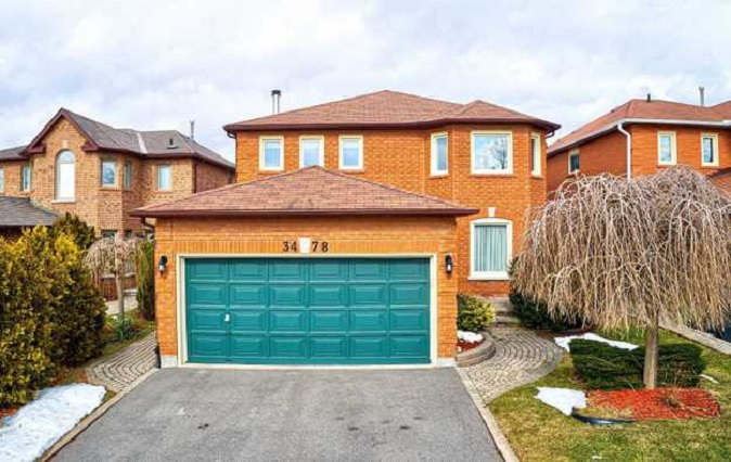 Detached For Sale In Mississauga