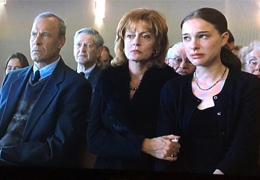 Photo, Anywhere But Here, Ray Baker with Susan Sarandon, Natalie Portman 1999