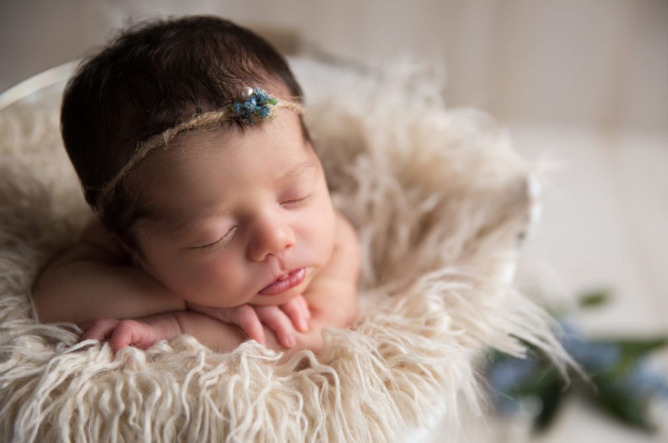 Baby R's Perfect Delaware Newborn Session