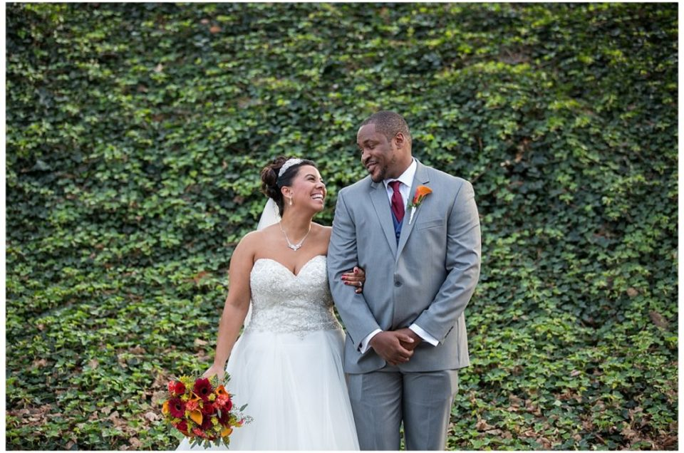 Angela & Jason's Christiana Hilton Wedding