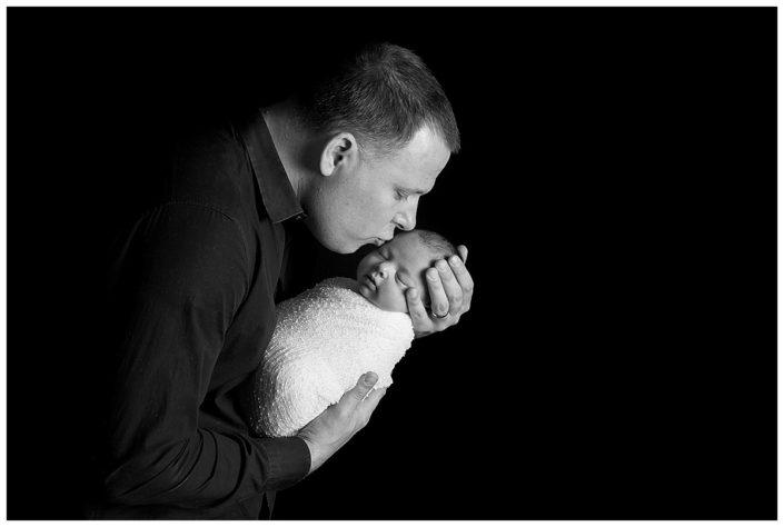 hockessin de newborn portrait