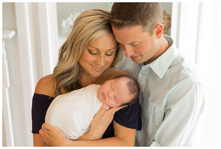 baby photos in home philadelphia