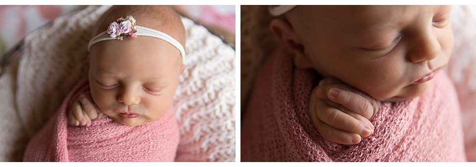 Delaware Newborn Photographer | Baby K | Newborn Photography
