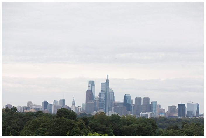 philadelphia skyline belmont