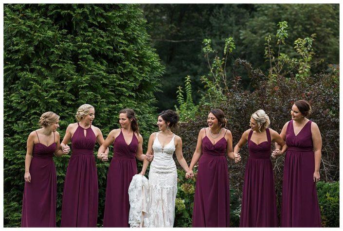 bridesmaids pics wilmington