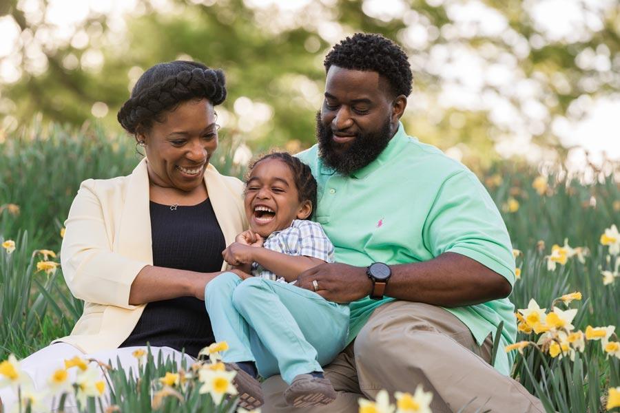 The J Family | Delaware Family Photographer