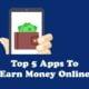 top 5 pessa kmane vale apps