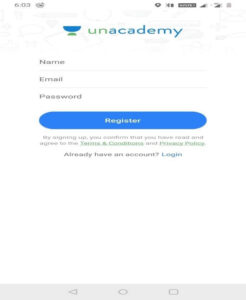 Unacademy Teaching app