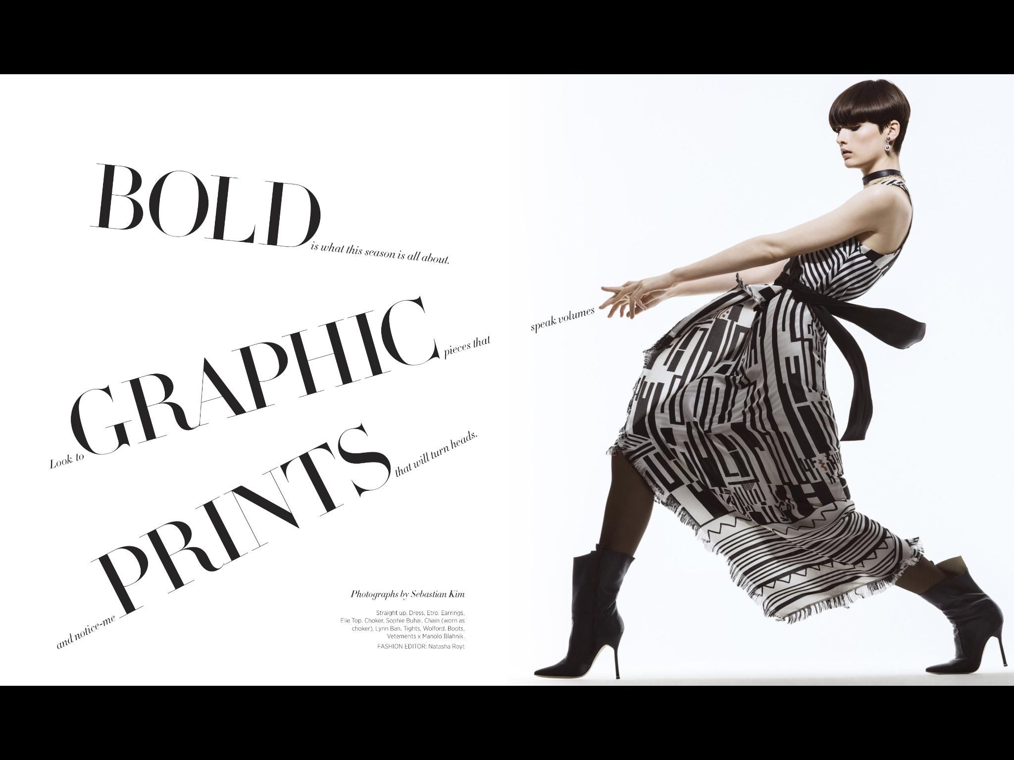 #typegeek find: Bold, Graphic Prints