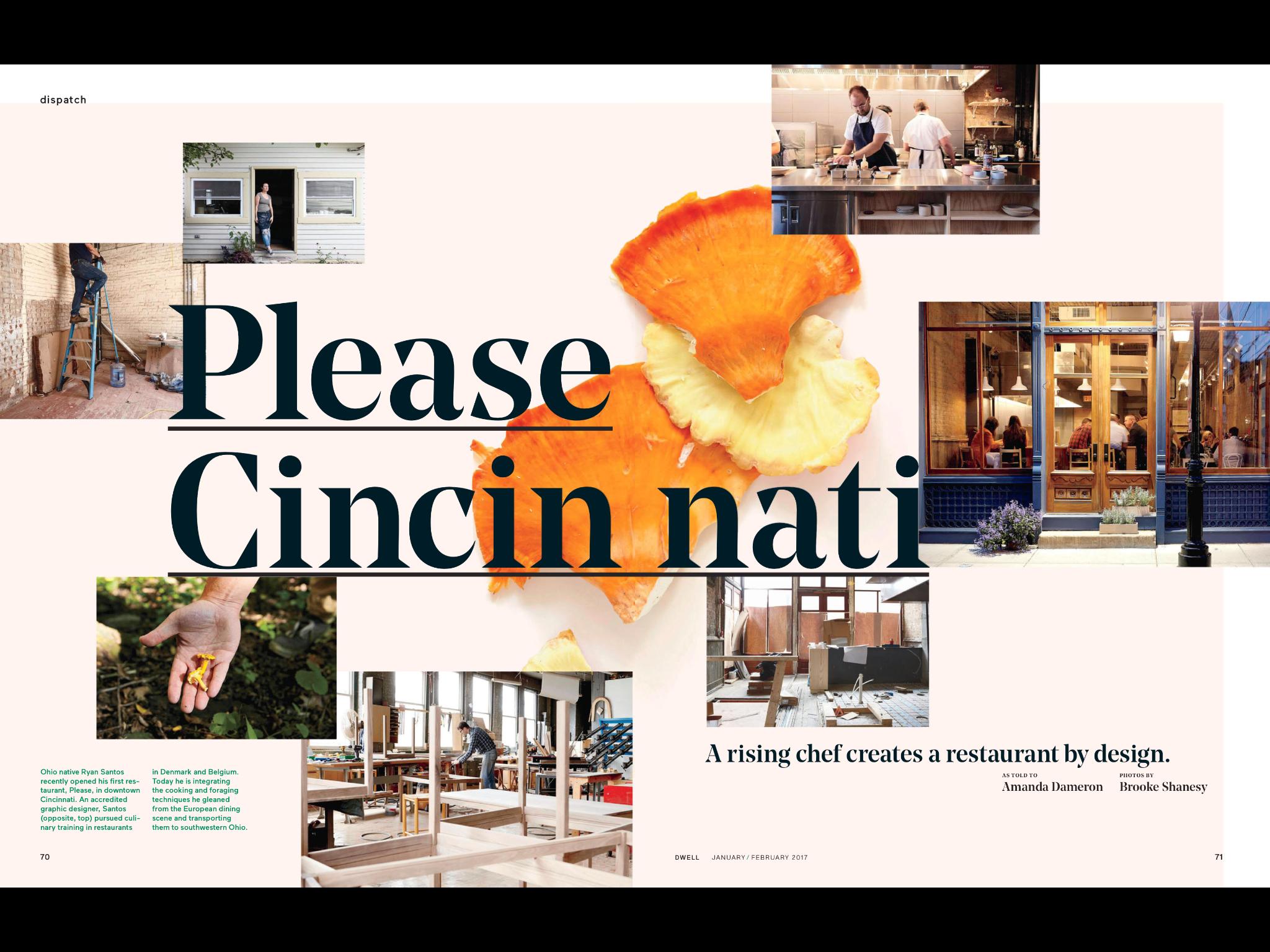 #typegeek find: Dwell Magazine Redesign
