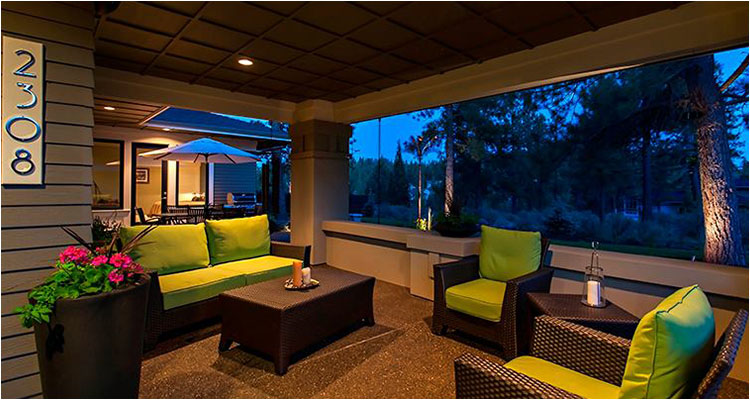 Dark skies and amazing stars beg for a fire pit in your outdoor space!