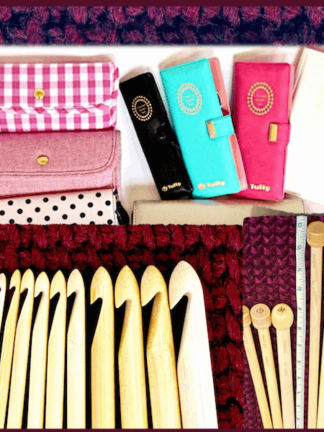 Crochet Hooks & Supplies