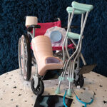 Our Generation: Heals on Wheels Set