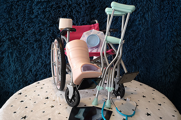 Our Generation: Heals on Wheels