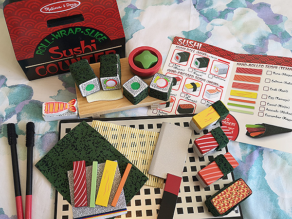 Sushi Counter - Melissa & Doug