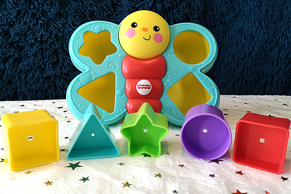 Fisher-Price: Butterfly Shape Sorter