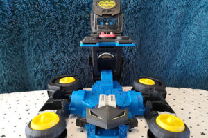 Fisher-Price: Imaginext RC Transforming Batmobile