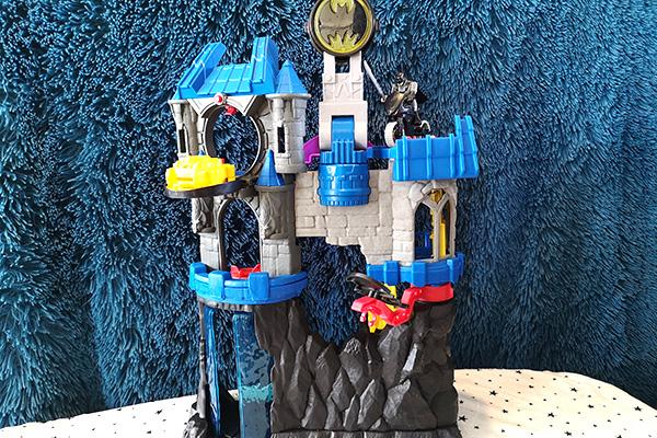 Fisher-Price: Imaginext Wayne Manor Batcave