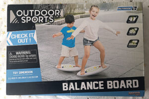 Innovo Sports: Balance Board