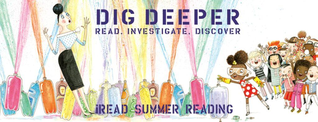 Youth Birth Through Age 5 Summer Reading Program