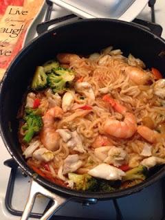 Fancy Ramen Noodles