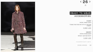 Chanel Coat Inspiration