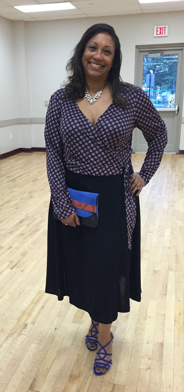 Fabricmart Fabricista Week 2 Challenge — The DVF Wrap Dress