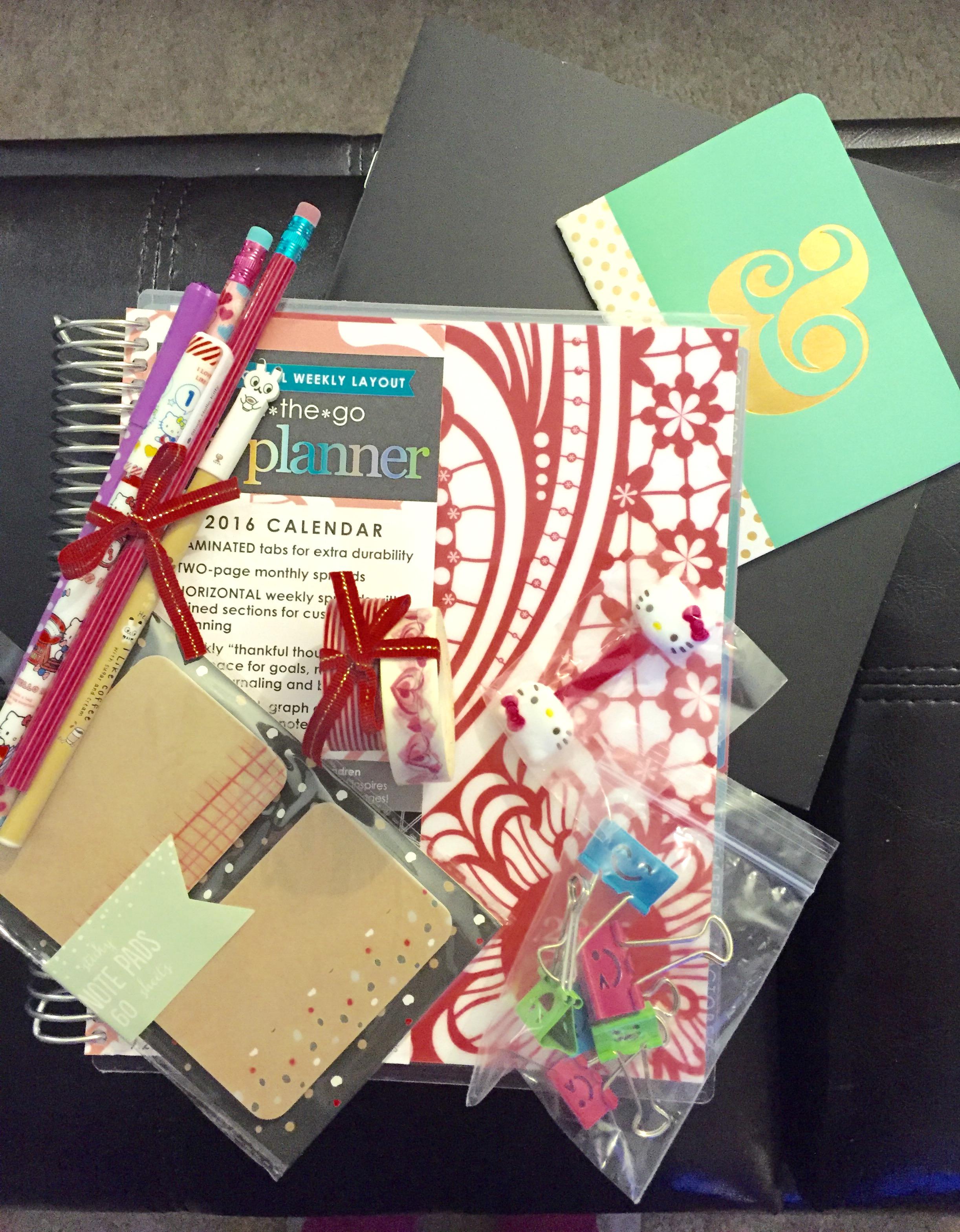 Planner Bits Erin Condren LP Giveaway