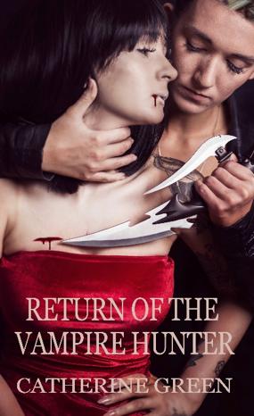 Return of the Vampire Hunter Cover
