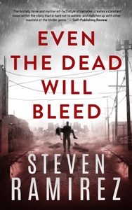 Even The Dead Will Bleed Cover