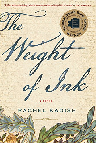 The Weight of Ink Cover