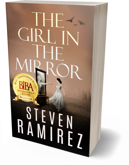 The Girl in the Mirror Cover (BIBA S 3D)