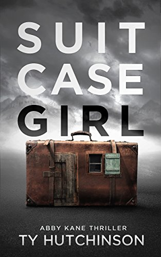 Suitcase Girl Cover
